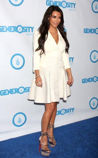 Christian Louboutin Shoes Kim Kardashian